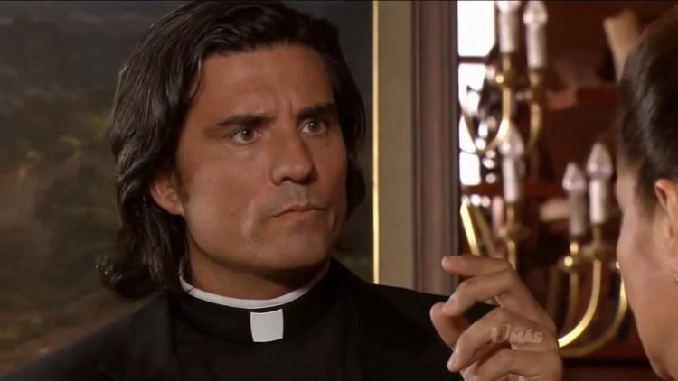 João Paulo descobre que Maria é sua filha (Foto: Divulgação)