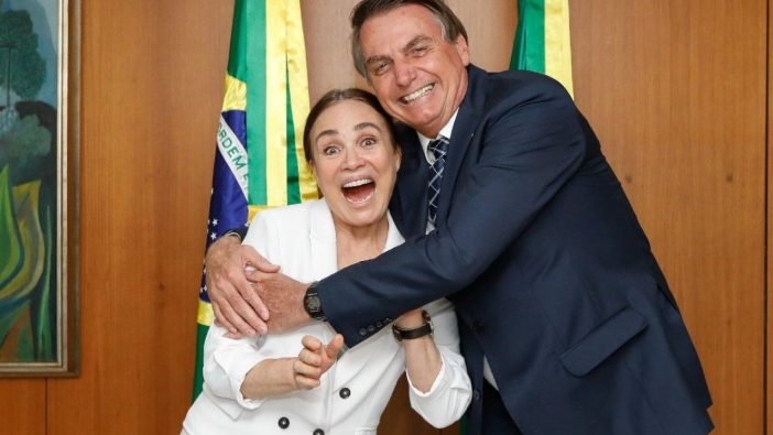 Regina Duarte Governo