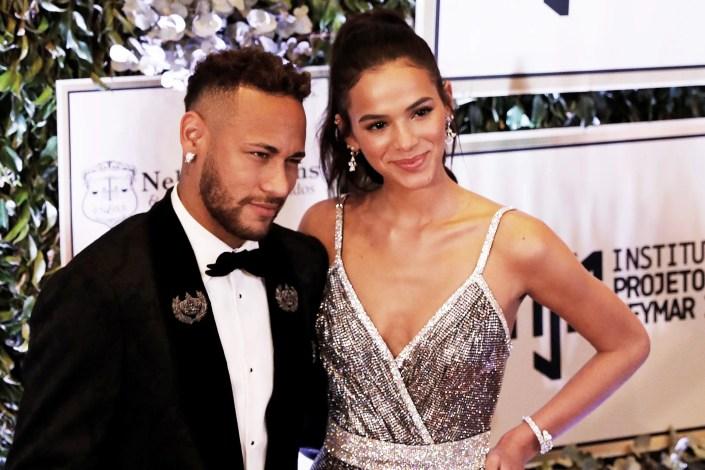 Neymar e Bruna Marquezine voltam a ser assunto na web (Foto: Reprodução)