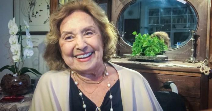 Eva Wilma, atriz veterana (Foto: Reprodução)