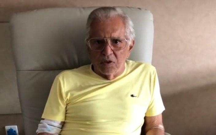Carlos Alberto de Nóbrega do SBT  (Foto: Divulgação)