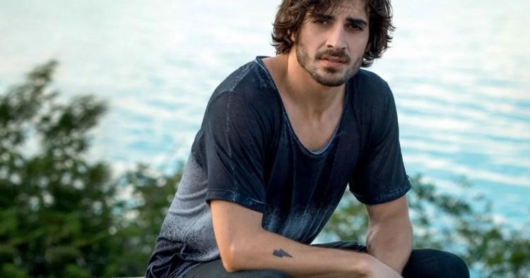 Fiuk, ator da Globo, confinado no BBB21 (Foto: Reprodução)