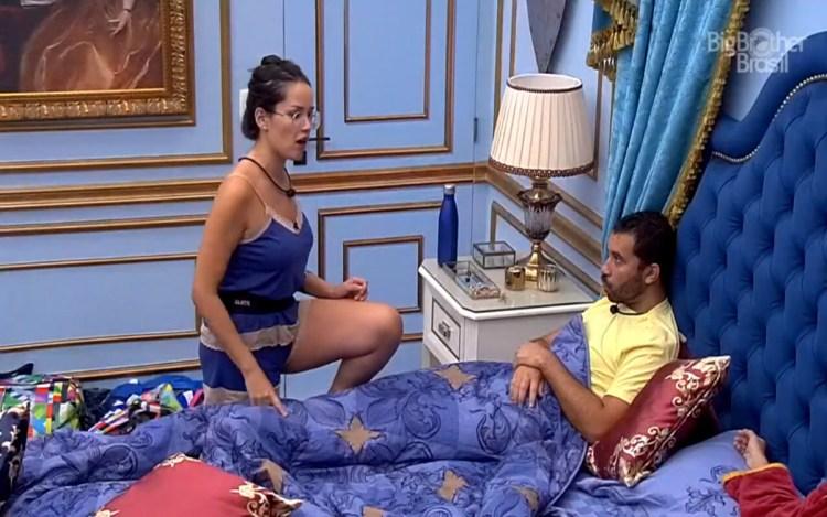 Juliette no BBB21 (Foto: Divulgação)