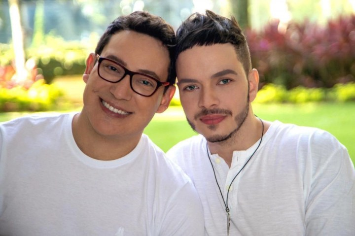 Felipe Heiderich Bissexual
