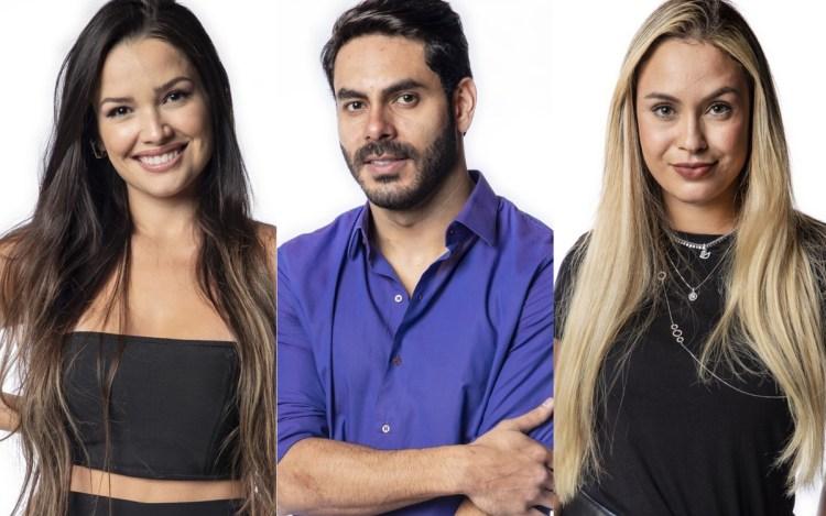 Enquete BBB21: Juliette, Rodolffo e Sarah, quem deve sair? Vote (Foto: Divulgação)