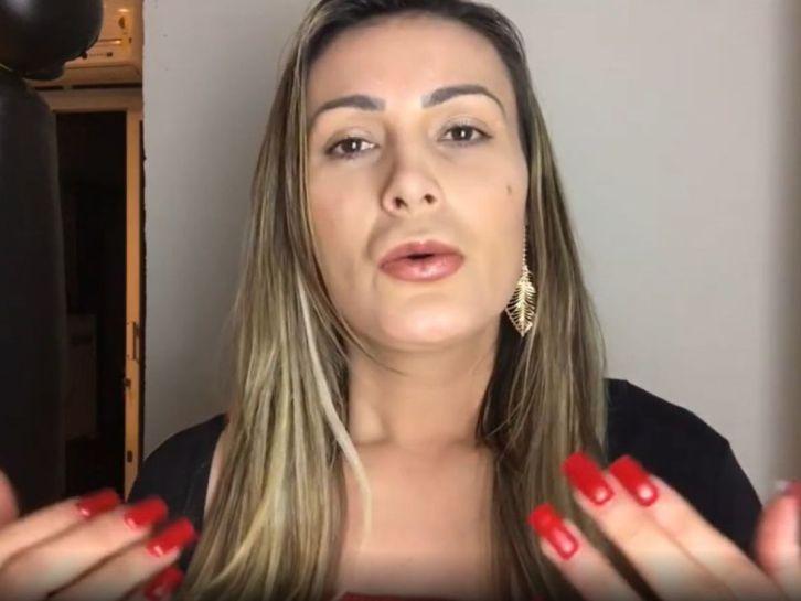 Andressa Urach Prostituição