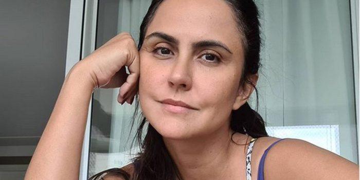 Carla Cecato Doença