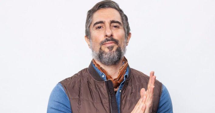 Marcos Mion Boninho