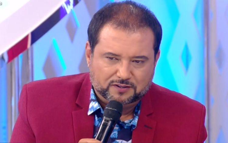 Geraldo Luís está internado com Covid-19 (Foto: Reprodução)