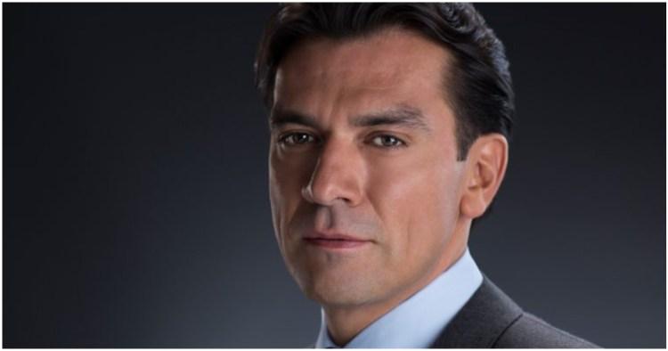 Ator mexicano Jorge Salinas tem vida pessoal regada de grandes escândalos (Foto: Divulgação)