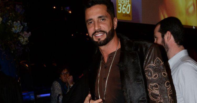 Latino, cantor de sucesso nos anos 2000 (Foto: Reprodução)