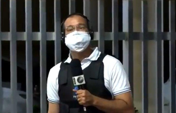 Jornalista Tiro