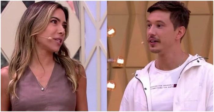 Cartolano diz que ficou com vergonha de comentário de Patrícia Abravanel (Foto: Reprodução)