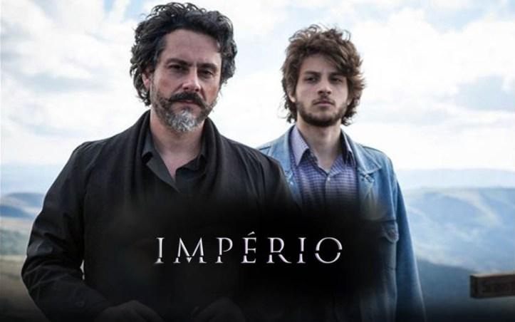 Resumo da novela Império (Foto: Divulgação)
