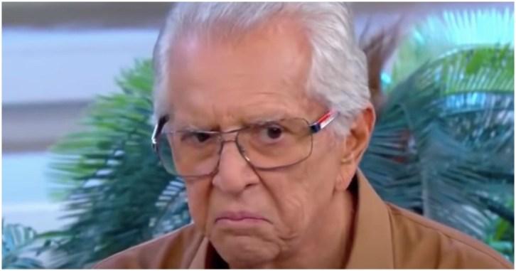 Carlos Alberto revela ter sentindo medo de morrer