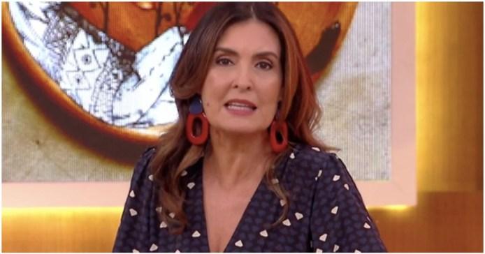 Fátima Bernardes abre o jogo e fala sobre o câncer (Foto: Reprodução)