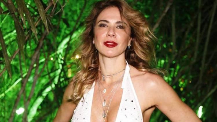 Justiça concede liminar proibindo Kajuru de se manifestar ofendendo Luciana Gimenez (Foto: Reprodução)