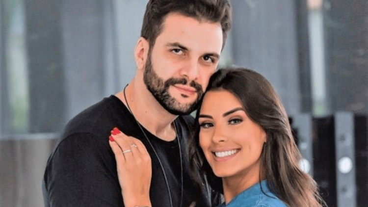 Ivy Moraes decide iniciar o processo de divórcio (Foto: Reprodução)