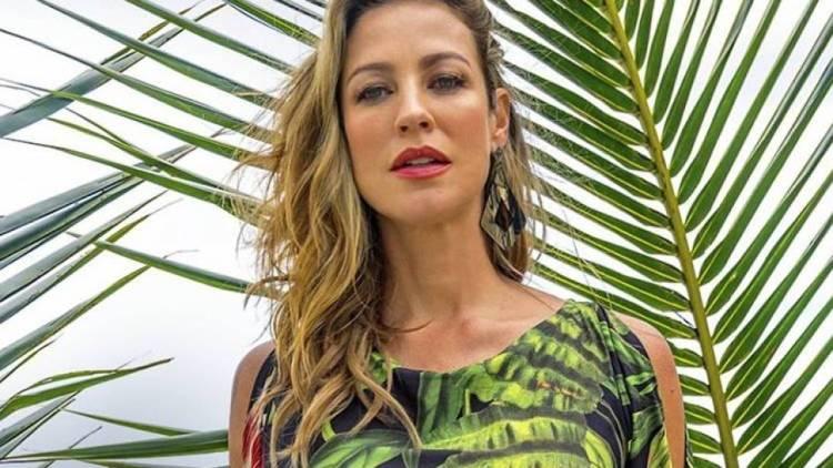 Luana Piovani, ex de Pedro Scooby (Foto: Reprodução)