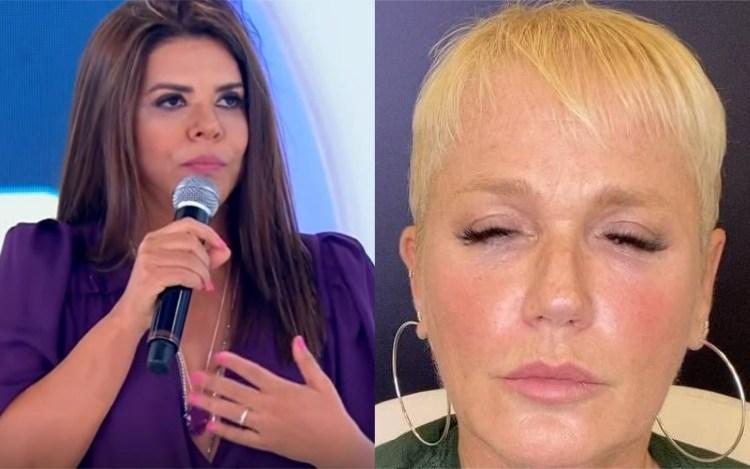 Mara Maravilha fala sobre relação com Xuxa Meneghel (Foto: Reprodução)