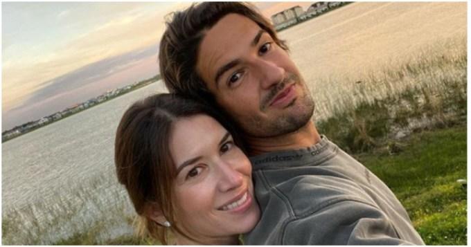 Rebeca Abravanel e Alexandre Pato estão morando nos EUA (Foto: Reprodução)