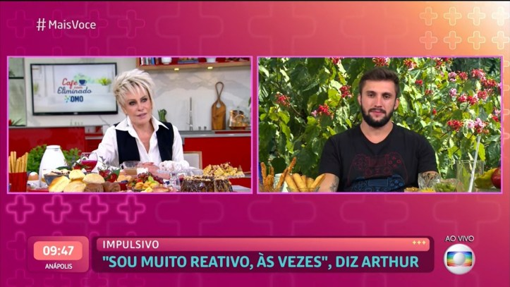 Arthur Ana Maria