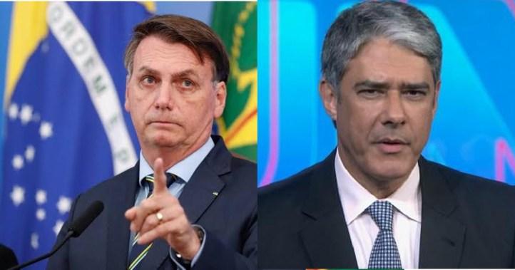 Bolsonaro Jornal Nacional