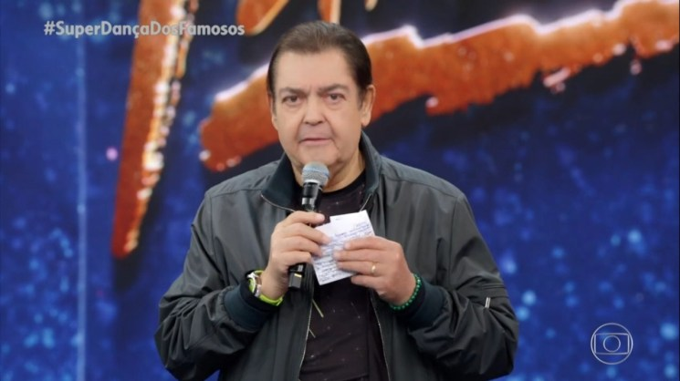Faustão no Domingão (Foto: Reprodução / Globo / Gerou Buzz)