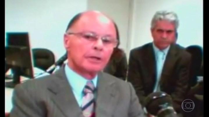 Edir Macedo no Jornal Nacional (Foto: Reprodução)