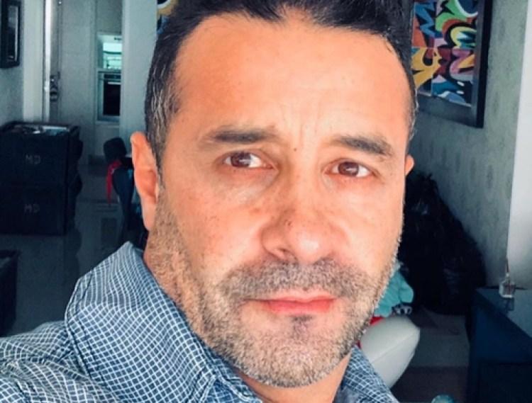 Marcos Oliver sofre perda (Foto: Reprodução)