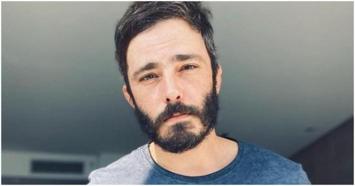 Thiago Rodrigues sofre acusações nos bastidores da novela Gênis e se defende (Foto: Reprodução)