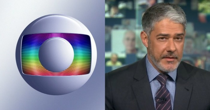 William Bonner, âncora do Jornal Nacional, da Globo, irá se aposentar em breve (Foto: Reprodução)