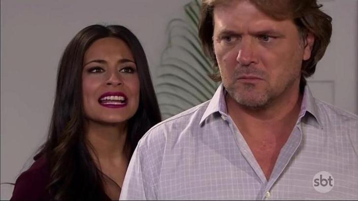 Maricruz e Miguel em Coração Indomável. (Foto: Divulgação)