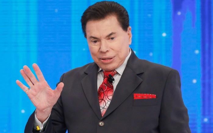 O apresentador e dono do SBT, Silvio Santos (Foto: Reprodução)