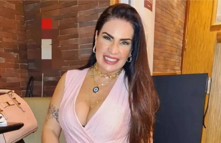 Solange Gomes ( Foto: Reprodução)
