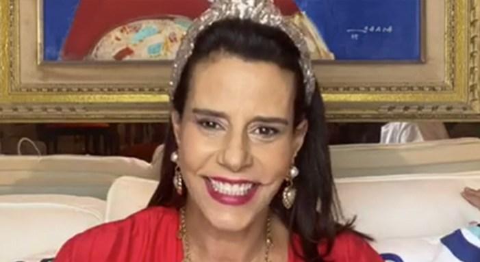 Narcisa Tamborindeguy sofreu no passado com doença (Foto: Reprodução)