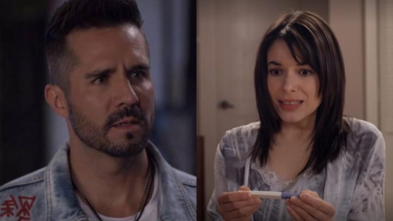 Pedro e Gina em Te Dou A Vida. (Foto: Divulgação)