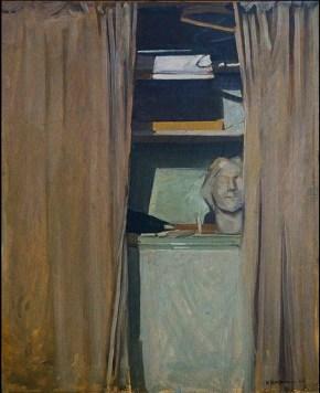 Hydra, oil on canvas, 100x70, 45x55 cm, 1965