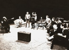 Minni the innocent II, Art theatre Karolos koun, 1990
