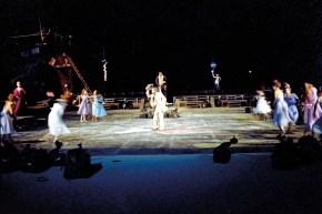 Nebulae, Epidaurus, 1996