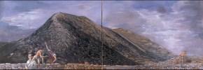 St Elias, oil on canvas, 125x220 cm, 1980