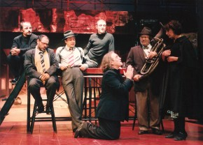 Without knowing how, Art Theatre Karolos Koun, 1998