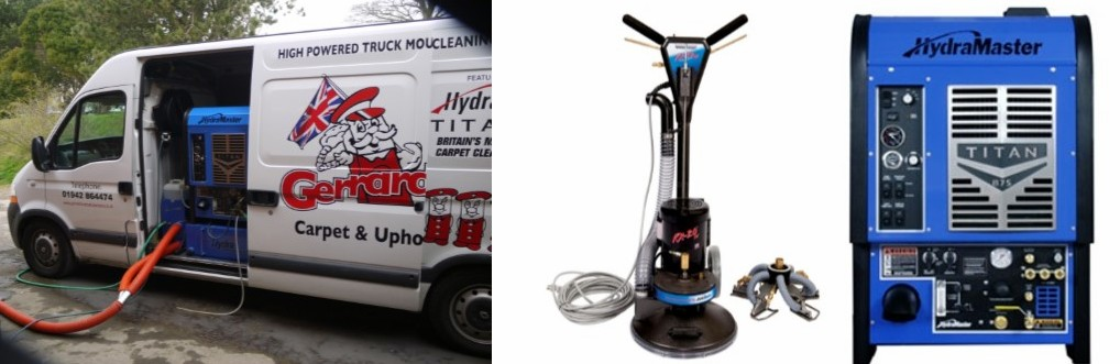 High Performance Truck Mounted Cleaning Sytems