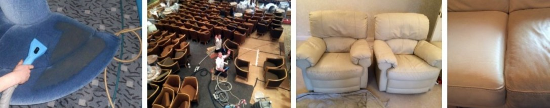 Professional Upholstery Cleaning by Gerrards