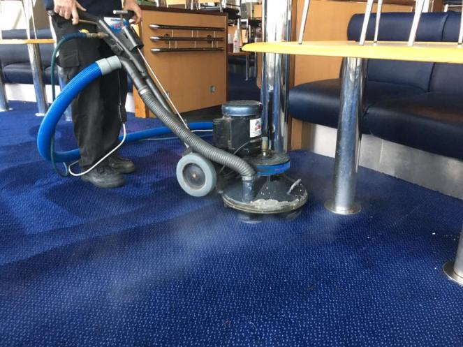 Commercial Restaurant Carpet Cleaning
