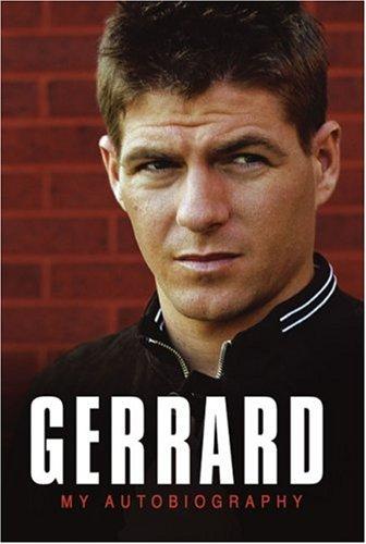 Steven Gerrard Autobiography