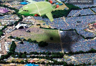 Thunderbirds at Glastonbury Festival Tb2