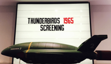 Thunderbirds 1965 Premiere