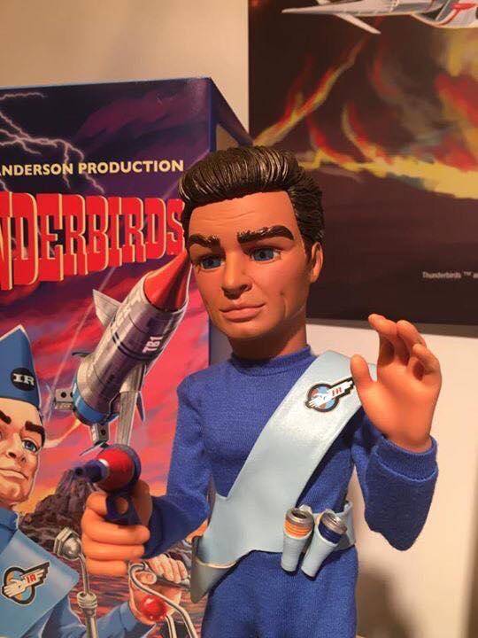 Big Chief Studios Thunderbirds Scott Tracy