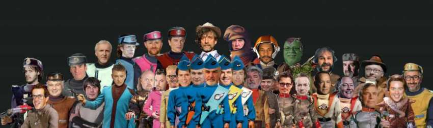 Famous Gerry Anderson Fans
